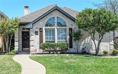 Carrollton Single Family Home Active Option Contract: 2225 Arbor Creek Drive