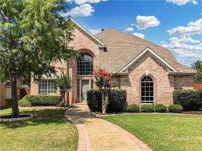 Plano Single Family Home For Sale: 6305 Wolf Ridge Drive