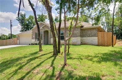 Grand Prairie Single Family Home For Sale: 1301 Avenue C
