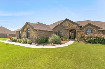 Fort Worth Single Family Home For Sale: 106 Trifecta Lane