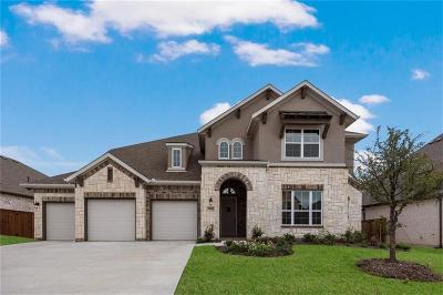 Mckinney Single Family Home For Sale: 7900 Lavaca River Drive