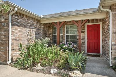 Saginaw Single Family Home For Sale: 609 Partridge Drive