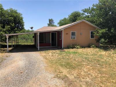 Abilene Single Family Home For Sale: 314 Yaw Road