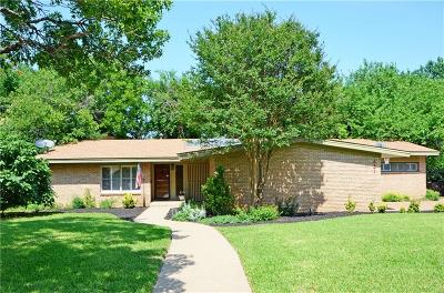Sherman Single Family Home For Sale: 631 Westwood Drive