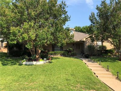 Rockwall Single Family Home For Sale: 1909 Lakeview Drive