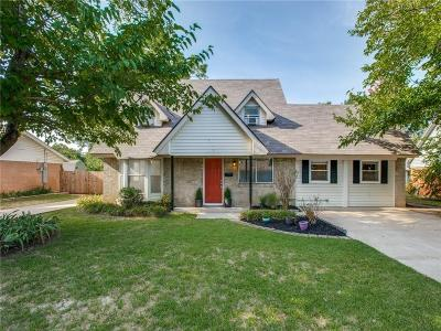 North Richland Hills Single Family Home For Sale: 7620 Palomar Drive