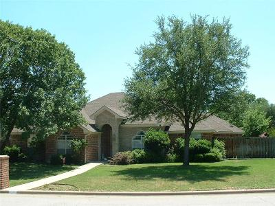 Brownwood Single Family Home For Sale: 2702 Hunters Run