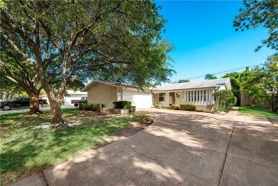 Single Family Home For Sale: 3512 High Vista Drive