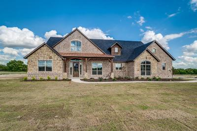 Midlothian Single Family Home Active Contingent: 1750 Rustic Ridge