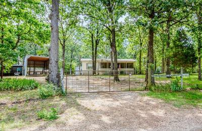 Mabank Single Family Home For Sale: 2137 Hickory Street