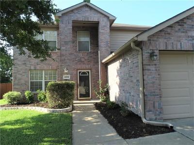 Single Family Home For Sale: 9308 Manassas Ridge