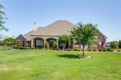 Haslet Single Family Home For Sale: 1016 Morton Hill Lane