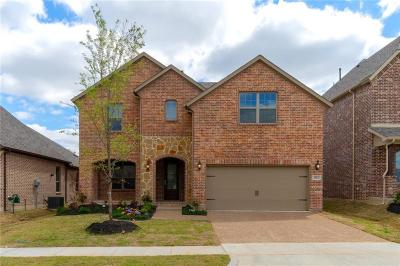 Single Family Home For Sale: 5921 Marigold Drive