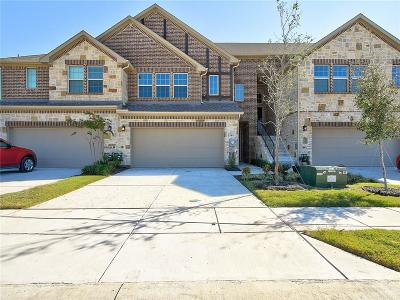 The Colony Townhouse For Sale: 5544 Yellowstone Road