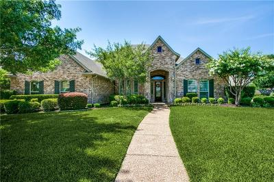 Keller Single Family Home For Sale: 1500 Dream Dust Court