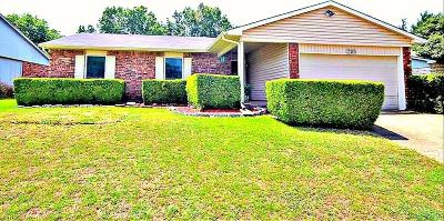 Allen Single Family Home For Sale: 710 Leading Lane