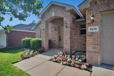 Single Family Home Active Option Contract: 1036 Castle Top Drive
