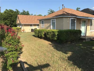 White Settlement Single Family Home For Sale: 232 N Normandale Street