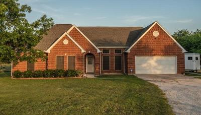 Ponder Single Family Home For Sale: 2951 Schluter Road
