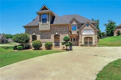 Denison Single Family Home For Sale: 2909 Village Circle