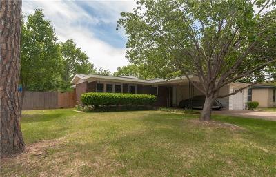 Bedford, Euless, Hurst Single Family Home For Sale: 115 W Cedar Street