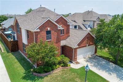 Little Elm Single Family Home For Sale: 2437 Mallard Drive
