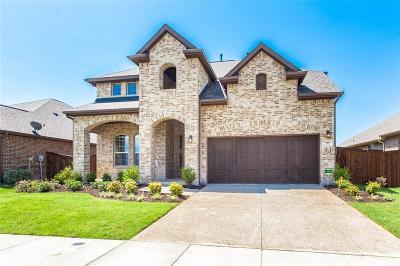 Aubrey Single Family Home For Sale: 800 Wilmington Lane