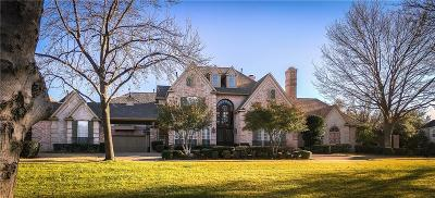 Plano Single Family Home Active Option Contract: 5028 Lakewood Drive