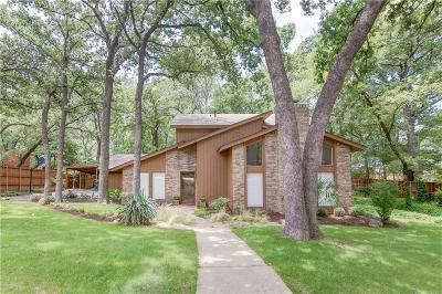 Highland Village Single Family Home Active Option Contract: 418 Lake Vista E