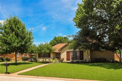 Mansfield Single Family Home For Sale: 1610 Meadow Crest Lane