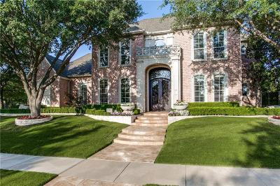 Frisco Single Family Home For Sale: 6016 Shy Drive