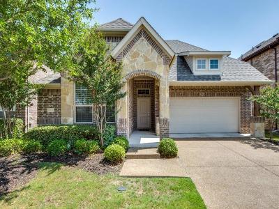 McKinney Single Family Home Active Contingent: 5713 Littleport Road