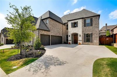 Frisco Single Family Home For Sale: 996 Barbelle Avenue