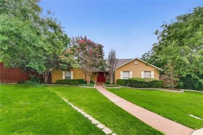 Irving Single Family Home For Sale: 200 Castle Court