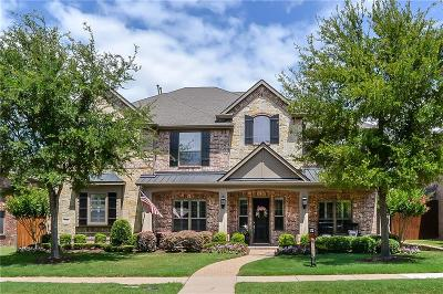 Single Family Home For Sale: 6386 Hunters Parkway