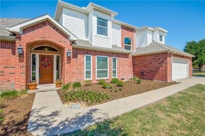 Celina Single Family Home For Sale: 6589 Oak Hill Lane
