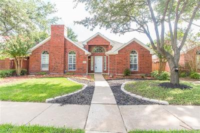 Frisco Single Family Home For Sale: 11017 Huntington Road