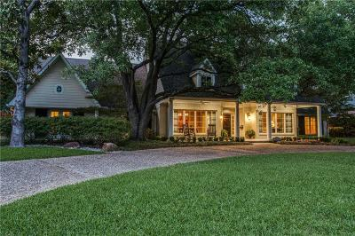 Single Family Home For Sale: 4729 Melissa Lane