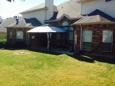 Mansfield Residential Lease For Lease: 107 Pinedale Drive