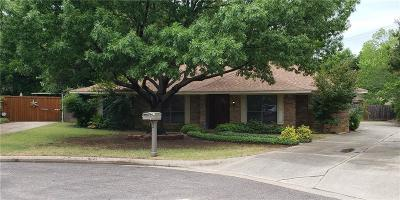 Hickory Creek Single Family Home Active Kick Out: 12 Red Oak Circle