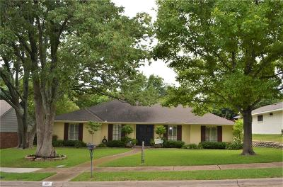 Single Family Home For Sale: 2217 Eastwood Drive