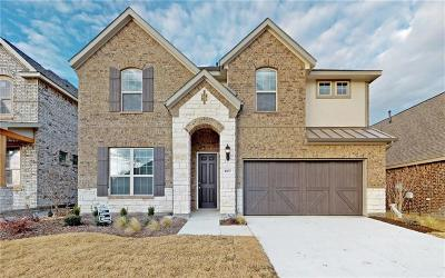 Carrollton Single Family Home For Sale: 4837 Timber Trail
