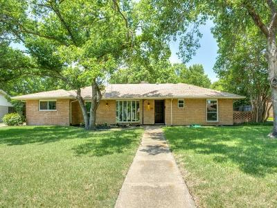 Single Family Home Active Option Contract: 3415 Whitehall Drive