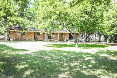 Ennis Single Family Home For Sale: 5022 Ensign Road