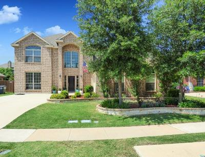 Allen Single Family Home For Sale: 1717 Westfield Way