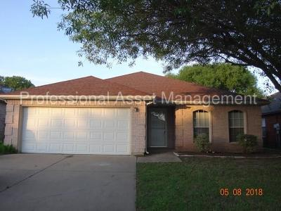 Mansfield Residential Lease For Lease: 631 Blueberry Hill Lane