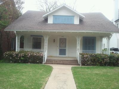 Highland Park Single Family Home For Sale: 4916 Abbott Avenue