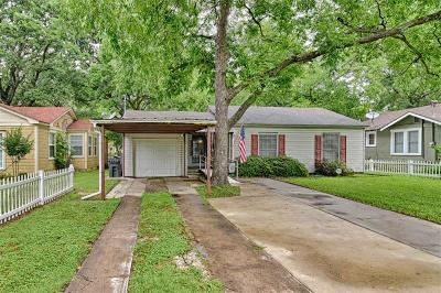 Corsicana Single Family Home Active Contingent: 1520 Maplewood Avenue