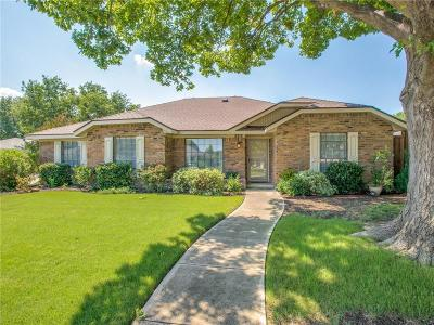 Plano Single Family Home Active Option Contract: 2313 Glen Forest Lane