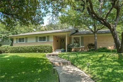 Single Family Home Active Option Contract: 9512 Aldwick Drive